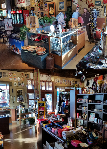 Route 66 Road Runner Gift Shop