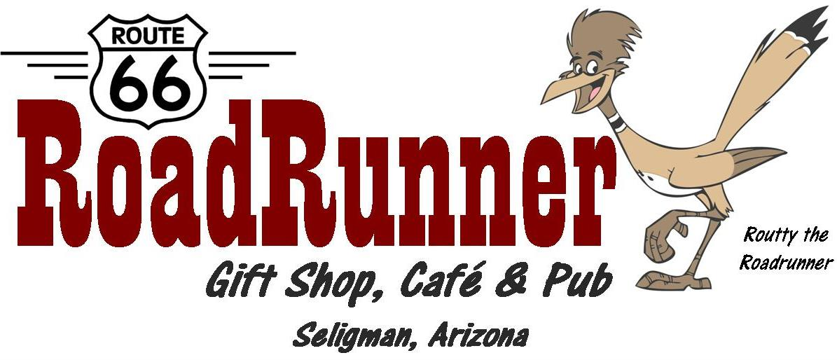 Route 66 Road Runner | Food | Gifts